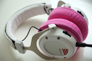 mimimamoのノーマル装着例 Beyerdynamic Custom One Pro