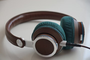 mimimamoのサイド装着例 Audio Technica ATH-RE700