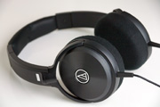 Sample (Stealth): Audio Technica ATH-WS77