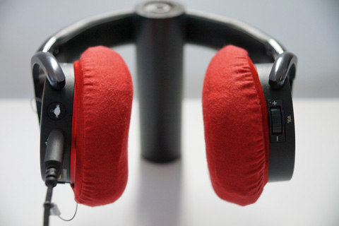 SONY MDR-1ADAC ear pads compatible with mimimamo