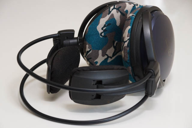 audio-technica ATH-A700X ear pads compatible with mimimamo
