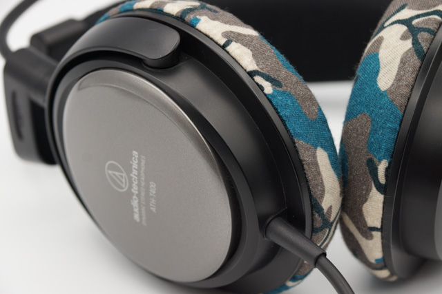 audio-technica ATH-T400 ear pads compatible with mimimamo