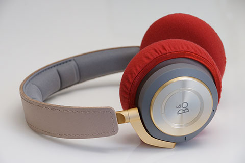 B&OPLAY BEOPLAY H9 3rd Generationのイヤーパッド与mimimamo兼容