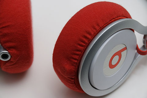 Beats BT ON MIXR ear pads compatible with mimimamo