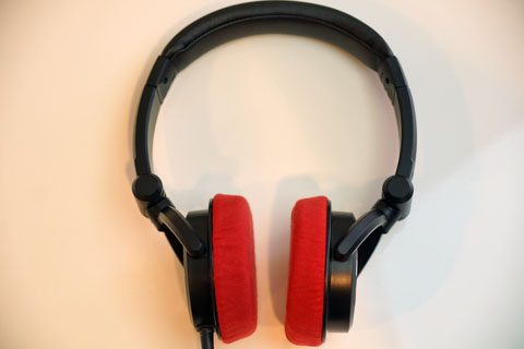 DENON DJ DN-HP500 ear pads compatible with mimimamo