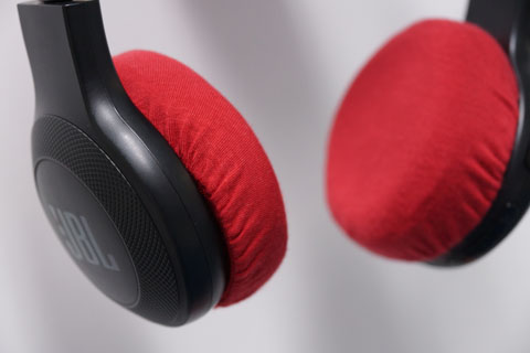 JBL E45BT ear pads compatible with mimimamo