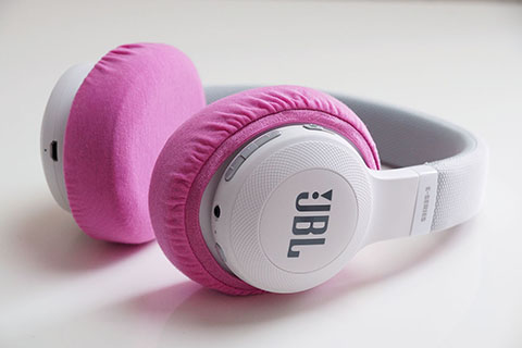 JBL E55BT ear pads compatible with mimimamo