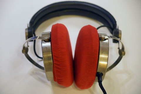 SONY ECR-500 ear pads compatible with mimimamo