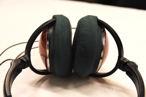 JVC HA-S600 ear pads compatible with mimimamo