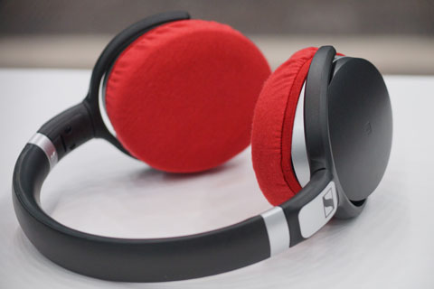 SENNHEISER HD4.50BTNC ear pads compatible with mimimamo
