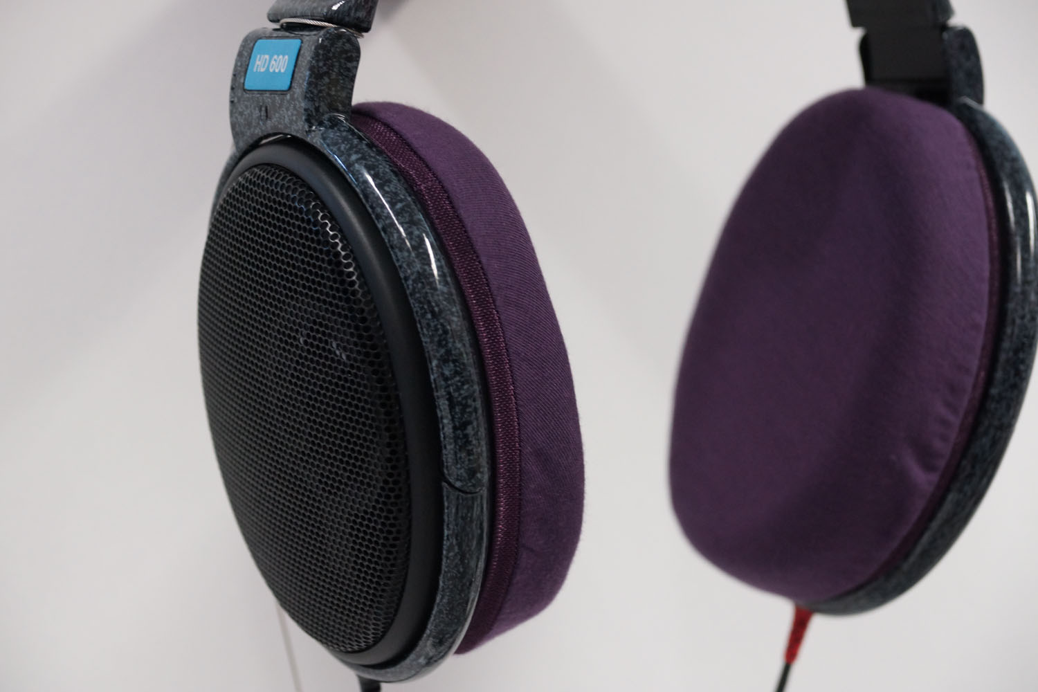 SENNHEISER HD600 ear pads compatible with mimimamo