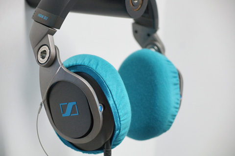 SENNHEISER HD8 DJ ear pads compatible with mimimamo