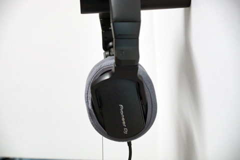 Pioneer DJ HRM-5 ear pads compatible with mimimamo