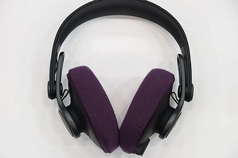 AKG K371 ear pads compatible with mimimamo