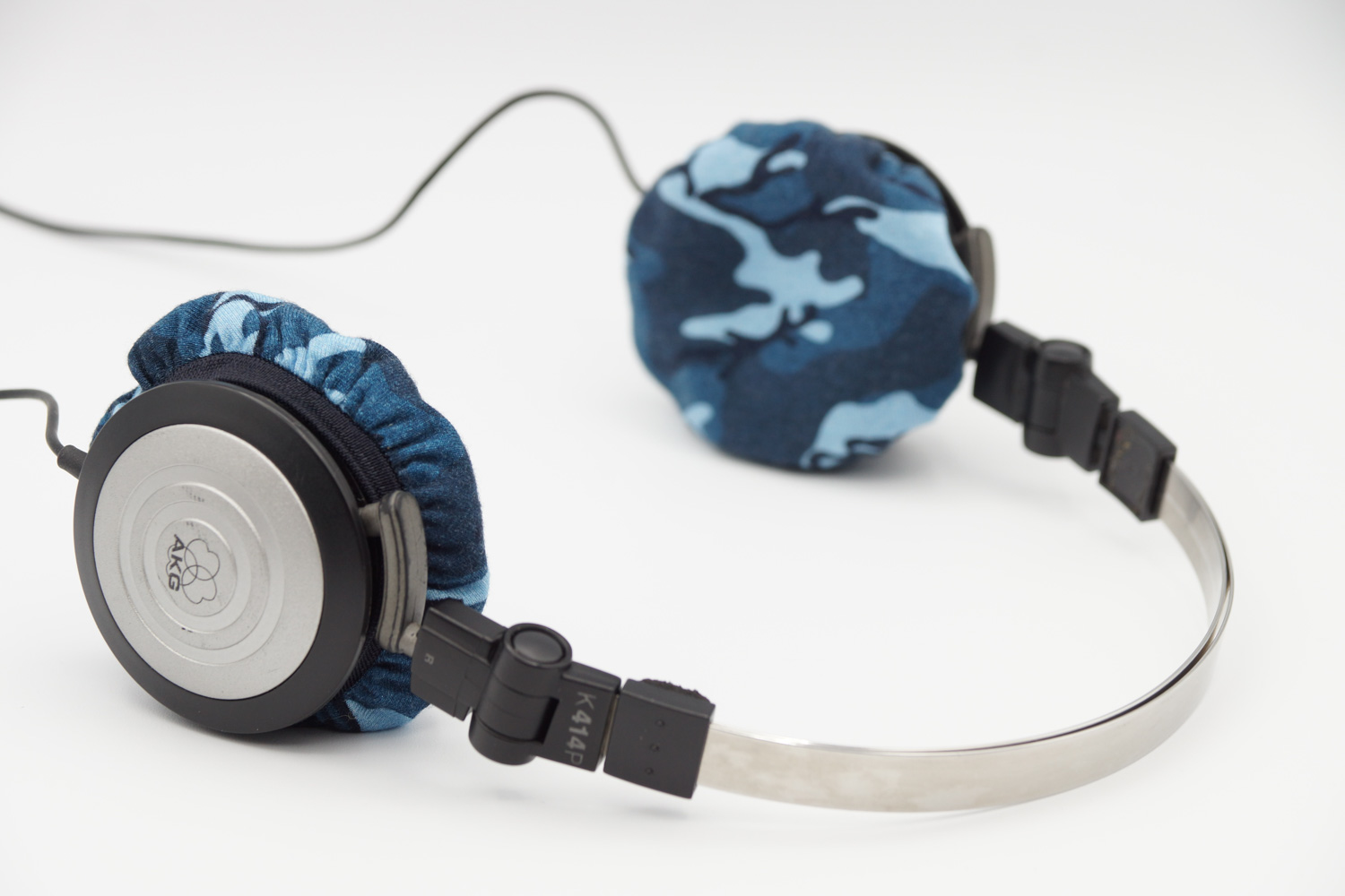 AKG K414P ear pads compatible with mimimamo