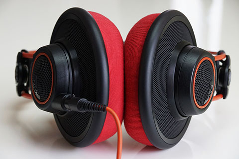 AKG K712 ear pads compatible with mimimamo