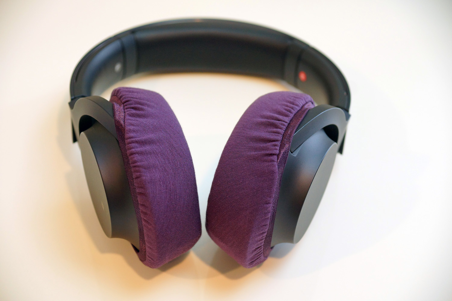 SONY MDR-100ABN ear pads compatible with mimimamo