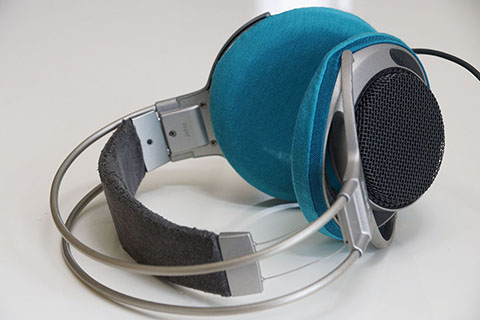 SONY MDR-F1 ear pads compatible with mimimamo