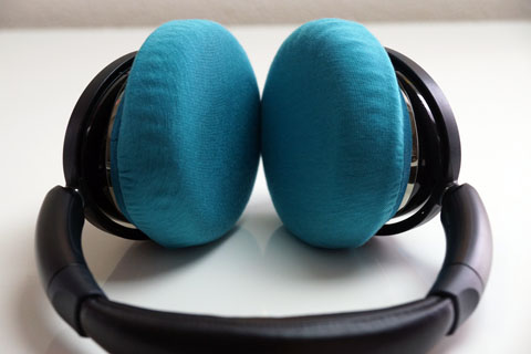 SONY MDR-NC600D ear pads compatible with mimimamo