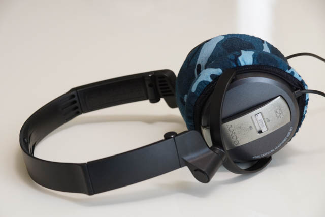 SONY MDR-NC7 ear pads compatible with mimimamo