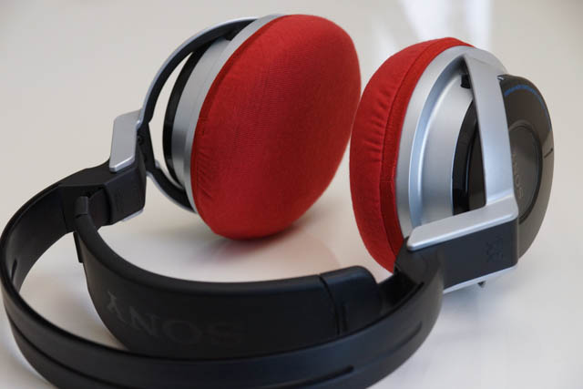 SONY MDR-RF6000 ear pads compatible with mimimamo