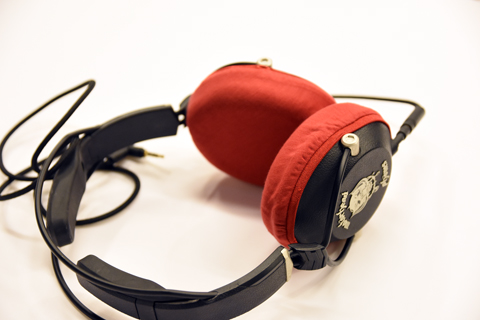 MotorHeadphones Motorizer ear pads compatible with mimimamo