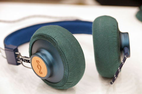 House of Marley POSITIVE VIBRATION 2 ear pads compatible with mimimamo