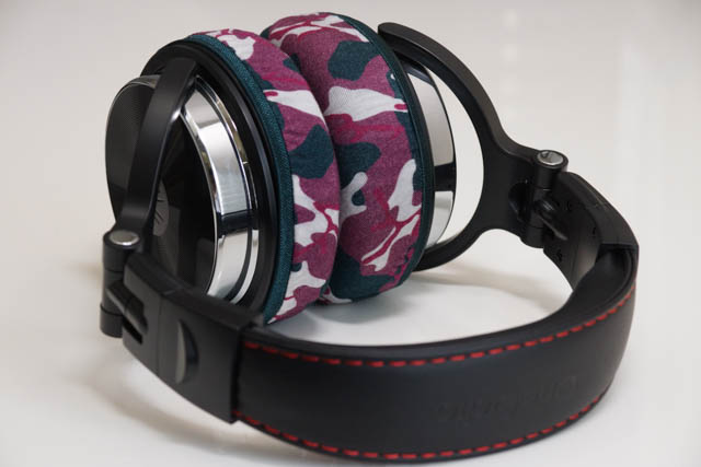 OneOdio Pro-10 ear pads compatible with mimimamo