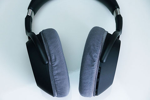 SENNHEISER PXC 550 ear pads compatible with mimimamo