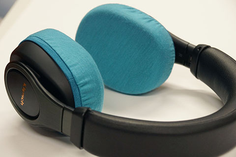 Klipsch Reference Over-Ear Bluetoothのイヤーパッド与mimimamo兼容
