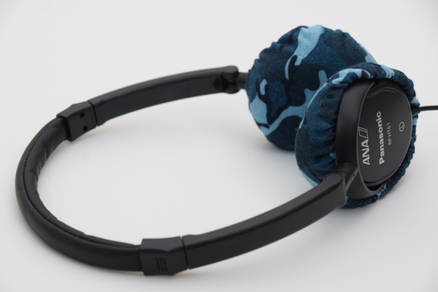 Panasonic RP-HT61 ear pads compatible with mimimamo