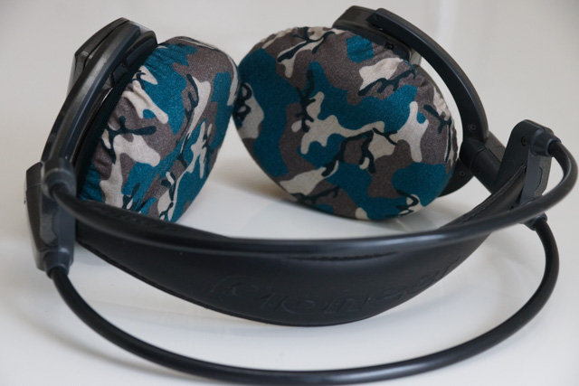 Pioneer SE-DIR800CII ear pads compatible with mimimamo