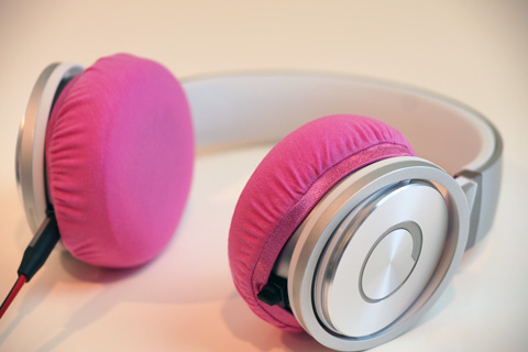 Pioneer SE-MX9 ear pads compatible with mimimamo