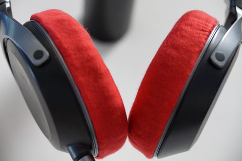 JVC SIGNA 02 ear pads compatible with mimimamo