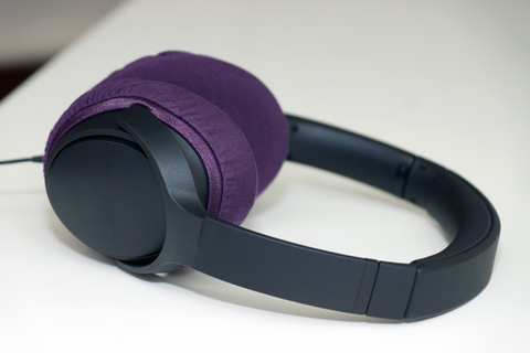 Bose SoundTrue around-ear headphones II のイヤーパッドへのmimimamoの対応
