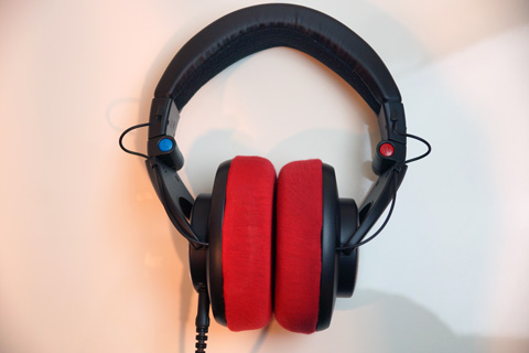 Shure SRH840 ear pads compatible with mimimamo