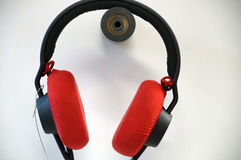 AIAIAI TMA-2 Young Guru Preset ear pads compatible with mimimamo