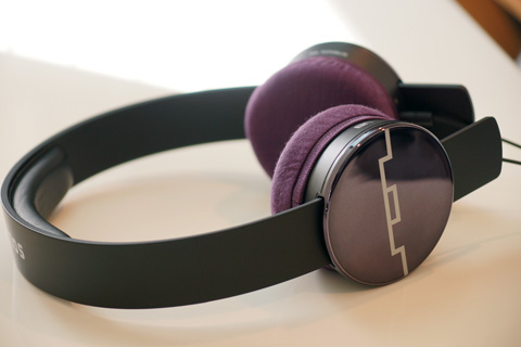 SOL REPUBLIC Tracks On-Ear ear pads compatible with mimimamo